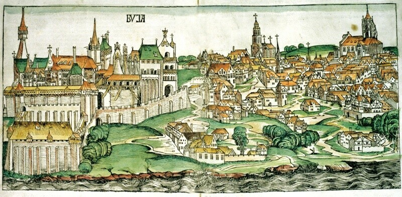 Cities And Towns In The Middle Ages